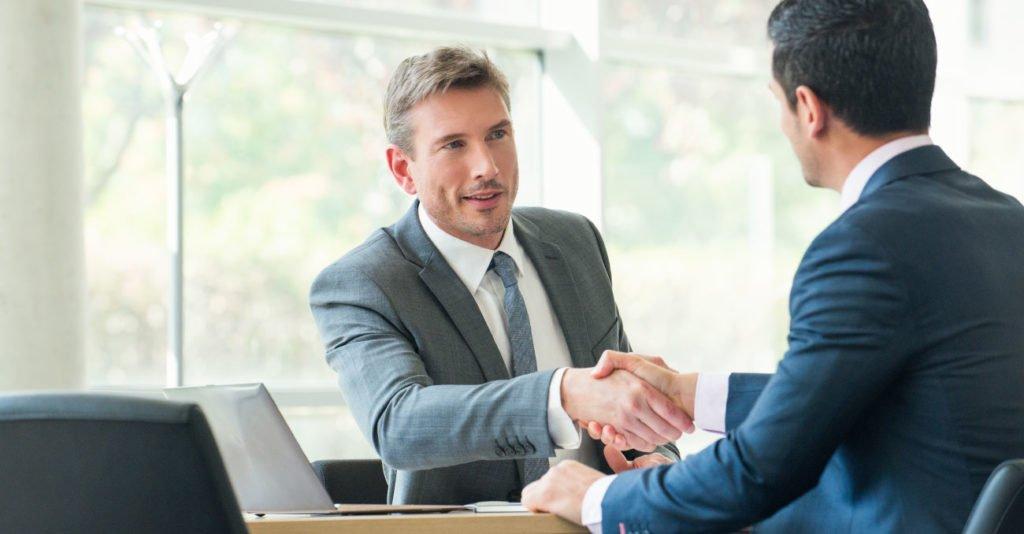 Walk interviewer through deal