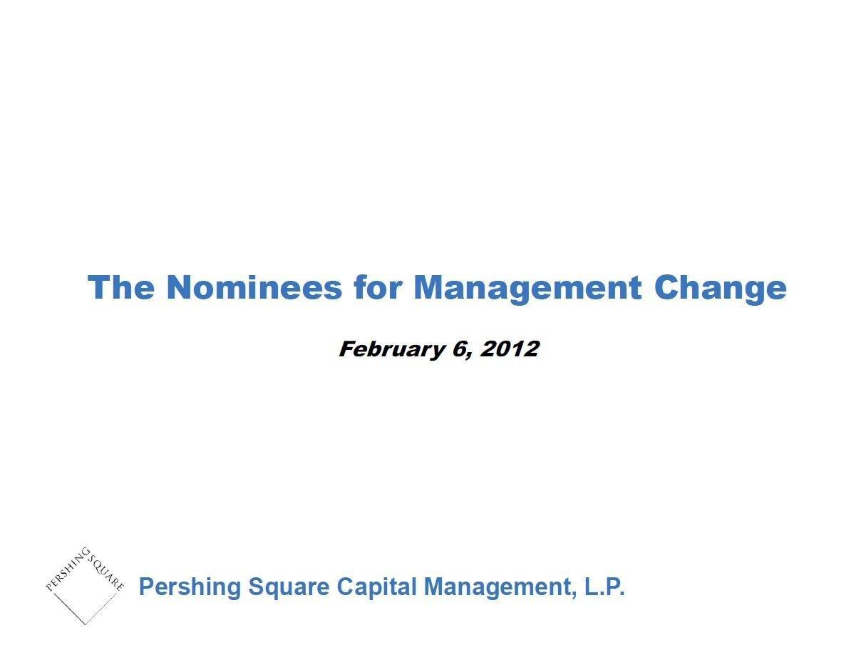 Pershing Square Canadian Pacific Presentation (Feb-2012)