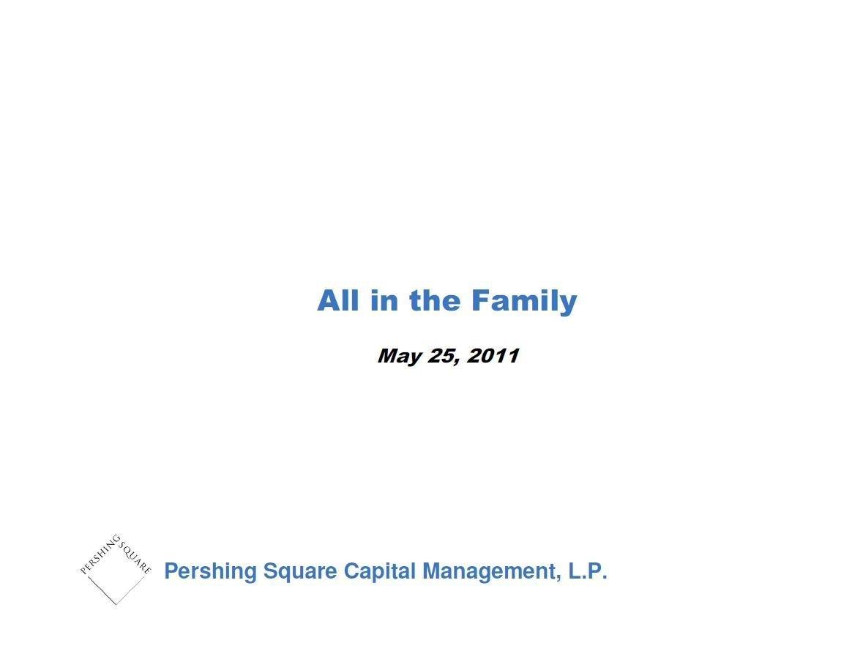 Pershing Square Family Dollar Presentation (May-2011)