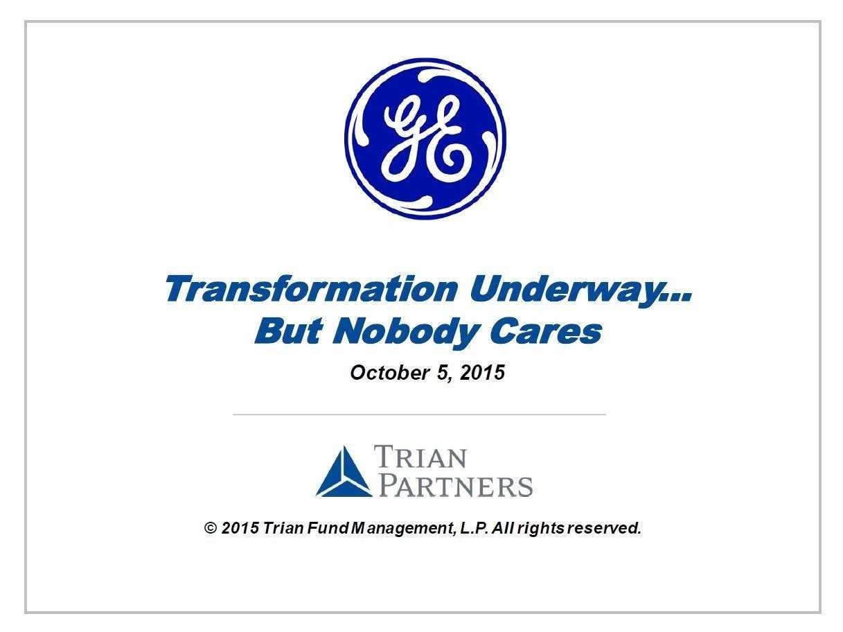 Trian GE Presentation (Oct-2015)